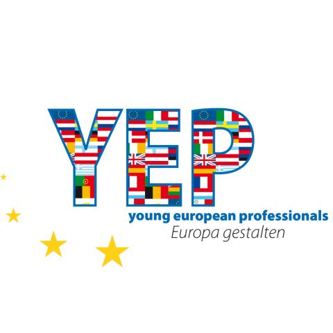 Logo des Young European Professionals Netzwerk
