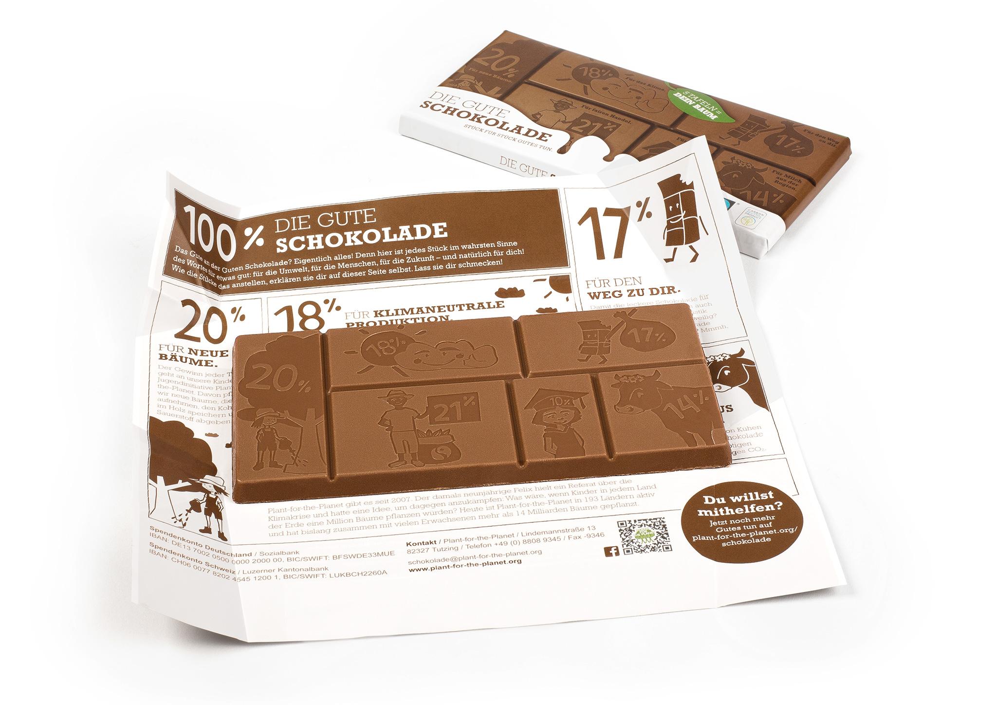 Idee N° 34: Die Gute Schokolade